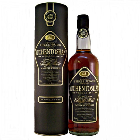Auchentoshan triple wood