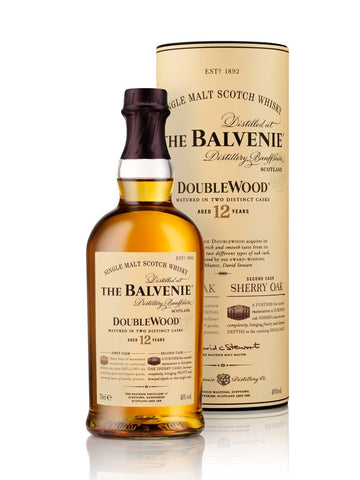 Balvenie 12 ans Doublewood - Members only