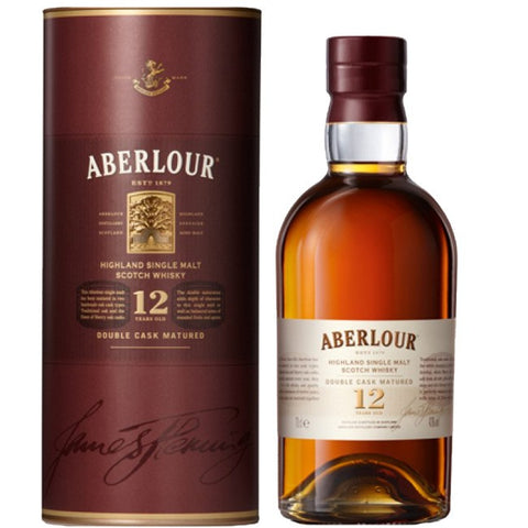 Aberlour 12 ans Double Cask Matured