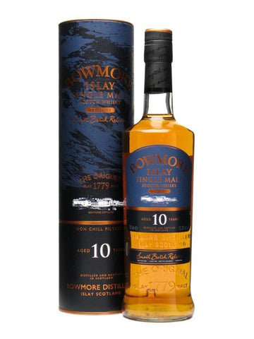 Bowmore 10 ans - Tempest Batch no1