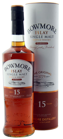 Bowmore 15 ans - Darkest