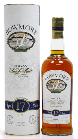 Bowmore 17 ans - Old Edition