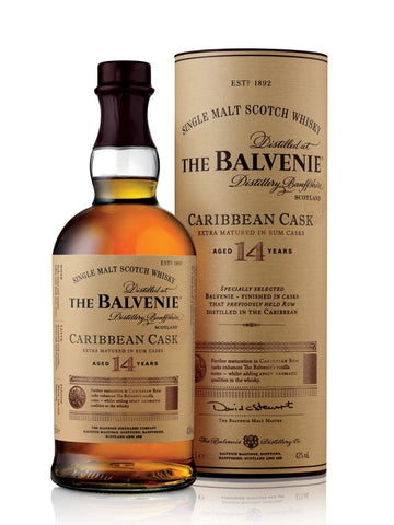 The Balvenie 14 ans Caribbean Cask -Members only