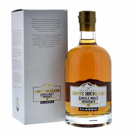 Swiss Mountain Single Malt Classic - Avent #11