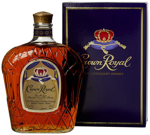 Crown Royal - Canadian Blended Whisky - Avent #4