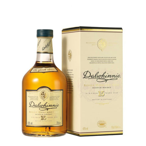 Dalwhinnie 15 ans