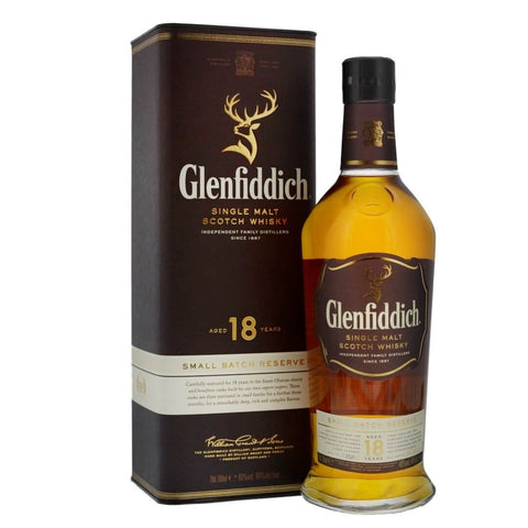 Glenfiddich 18 ans Small Batch Reserve