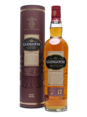 Glengoyne 17 ans - Old edition