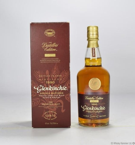 Glenkinchie Distillers Edition 1990