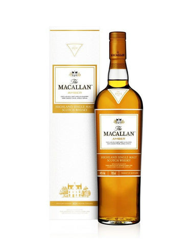 The Macallan 1824 Series Amber