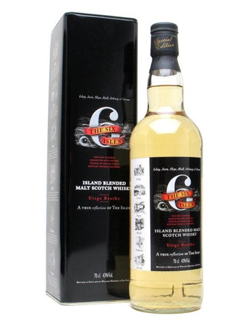Six Isles Blended Malt Whisky