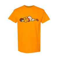 Jinkies Shirt (Orange)