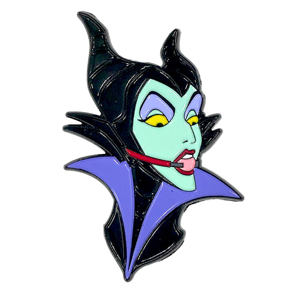 Maleficent Pin
