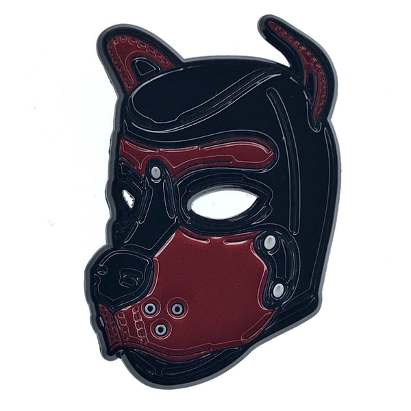 Puppy Hood - Brown - Enamel Pin