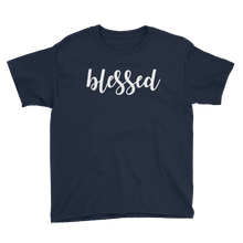 Blessed YOUTH short sleeved tee shirt