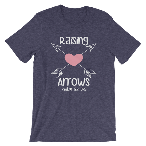 Raising Arrows short sleeved tshirt