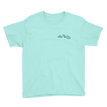 Under His Wings YOUTH short sleeved tee shirt