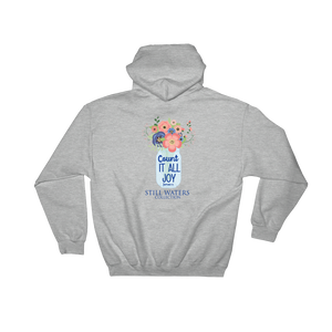 Count it all Joy Hooded Sweatshirt