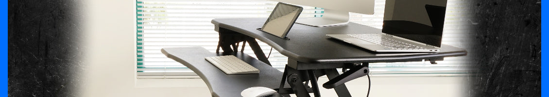 Your place for office furniture, desks, desk risers, standing desks, home office and more!