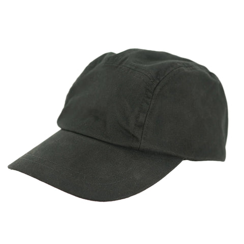 Childrens Weighted Denim Hat for Kids | Sensory Baseball Cap - Black
