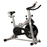 EFITMENT Indoor Cycling Exercise Bike w/29 lb Flywheel, Belt Drive, LCD Monitor w/ Pulse - IC029