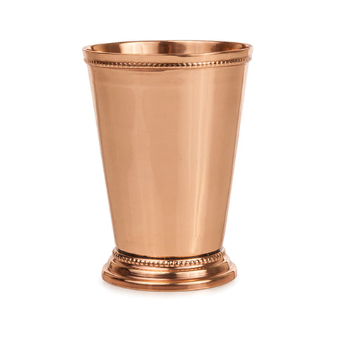 Old Kentucky Home: Copper Julep Cup
