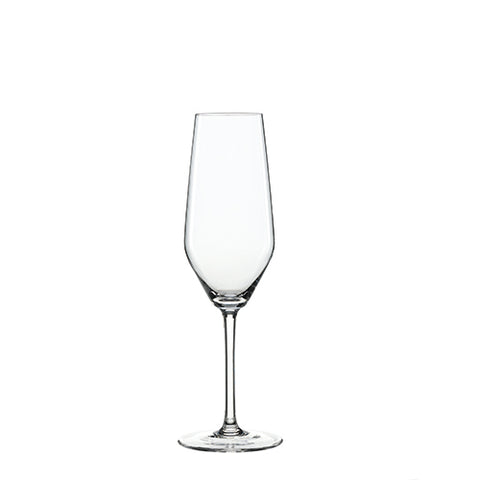 Spiegelau Style 8.5 oz champagne flute (set of 4)