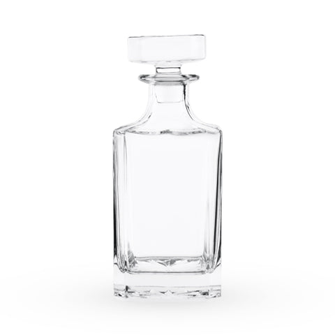 Clarity: 750ml Decanter by True