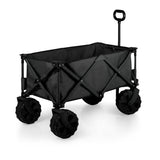 Adventure Wagon All-Terrain Folding Utility Wagon, (Dark Grey)