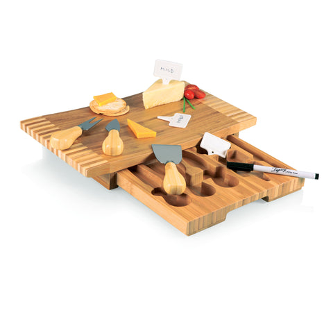Concavo Cheese Board & Tools Set