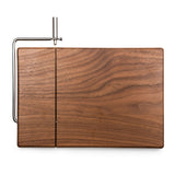 Meridian Black Walnut Cutting Board & Cheese Slicer
