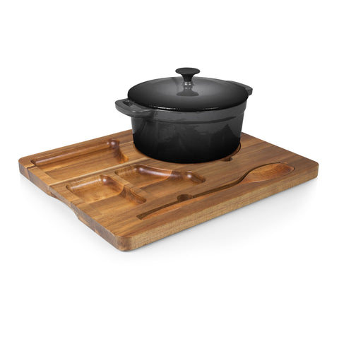 Dutch Oven Serving Station