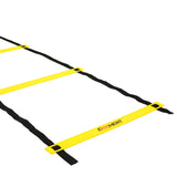 EFITMENT 13.5ft Speed Ladder, Agility Ladder w/Carry Bag for Fitness Training (11 Rungs) - A008