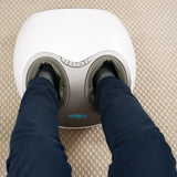 Shiatsu Foot Compression Massager w/ Heat by Aurora - AM102