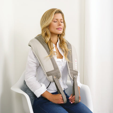 Neck & Shoulder Tapping Massager by Aurora - NST320