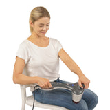 AURORA Dual-Node Deep Tissue Percussion Massager w/ Heat - DDP104