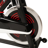 EFITMENT Indoor Cycle Bike, Magnetic Cycling Trainer Exercise Bike w/ 44 lb Flywheel - IC033