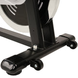 EFITMENT Indoor Cycling Exercise Bike w/40 lb Flywheel, Belt Drive, LCD Monitor w/ Pulse - IC030