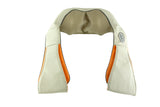 Neck & Back Shiatsu Massager w/ Heat by Aurora - NBS430