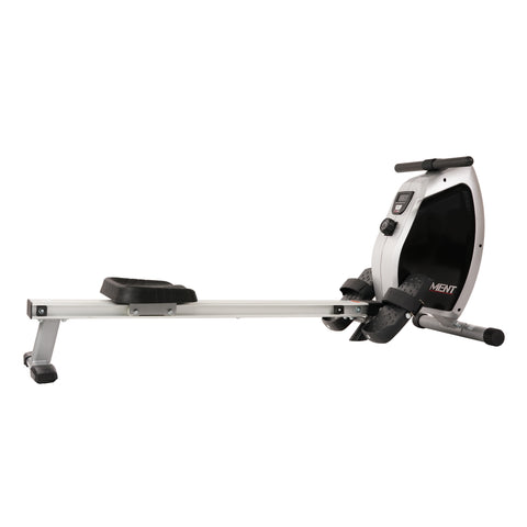 EFITMENT Magnetic Rowing Machine Rower with Aluminum Slide Rail - RW026