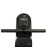 EFITMENT Aero Air Fan Rowing Machine Rower w/ Monitor - RW036