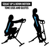 EFITMENT Squat Exercise and Glutes Workout - SA022
