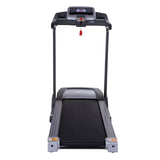 EFITMENT Auto Incline Bluetooth Motorized Treadmill w/Speakers - T012