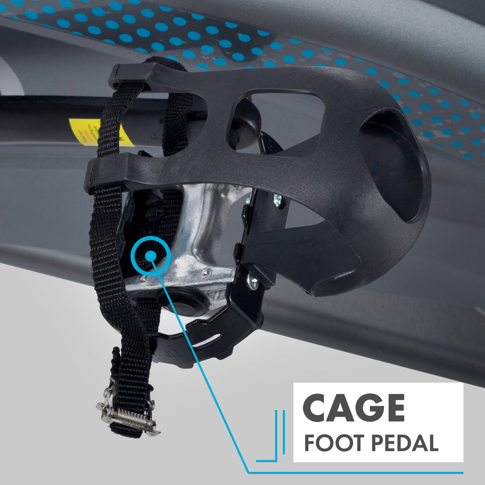 cage foot pedal