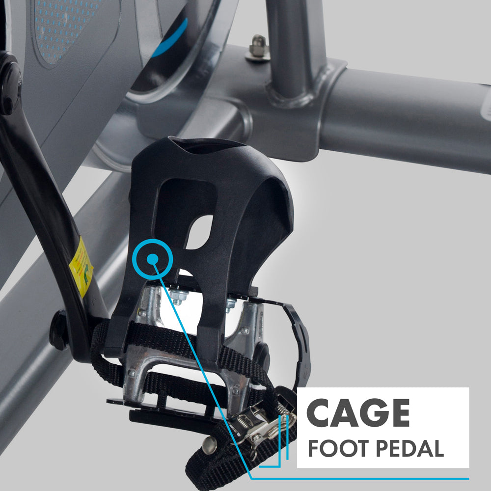 cage foot pedals