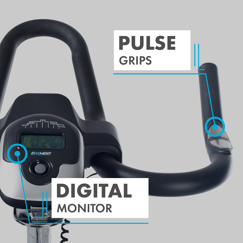 digital monitor pulse grips