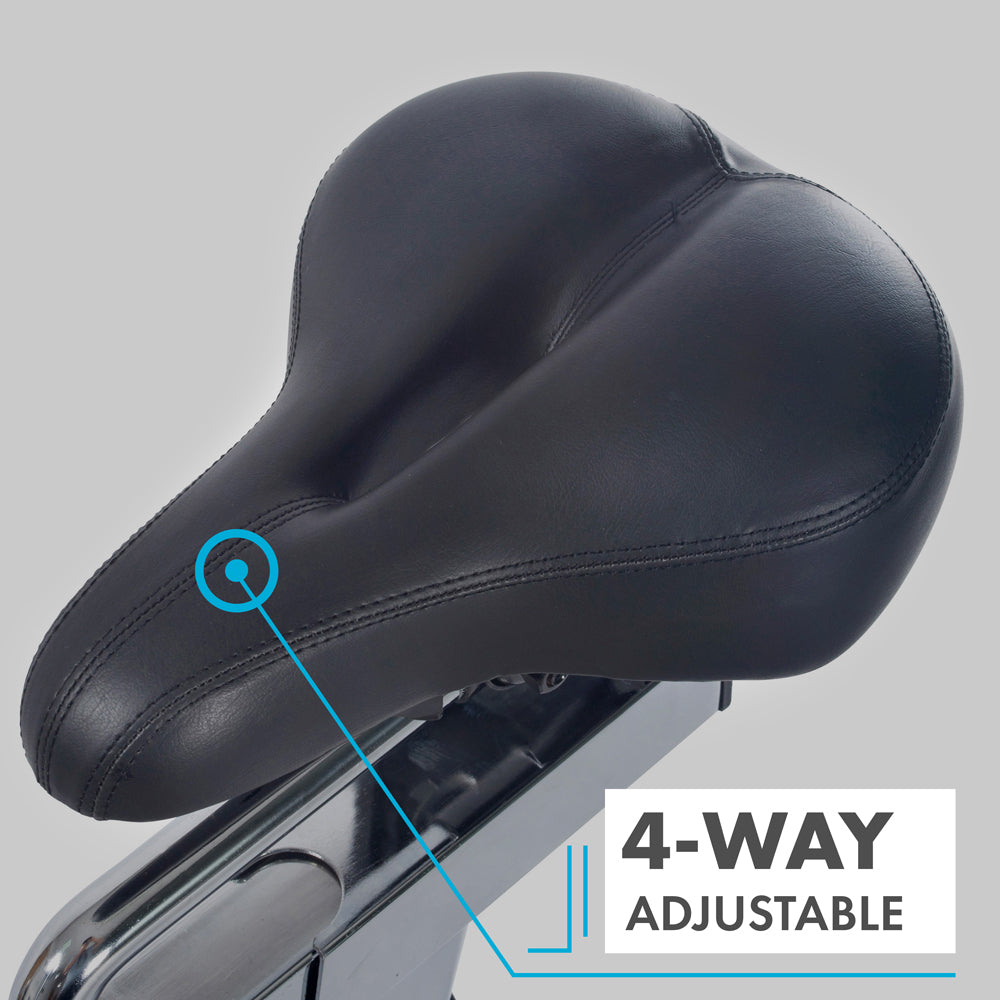 4 way adjustable bike seat