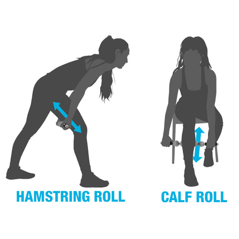 hamstring and calf roll