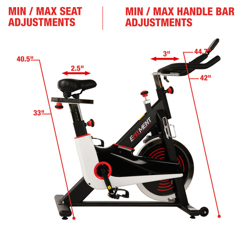 seating handlebar adjustments