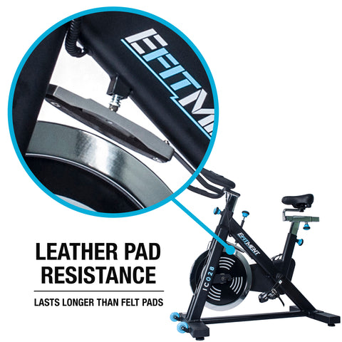 leather pad resistance